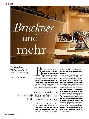 Bruckner und mehr