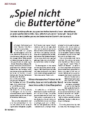 ,,Spiel nicht die Buttertöne