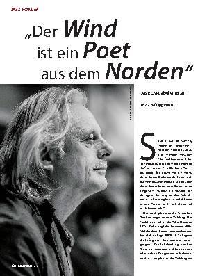 ,,Der Wind ist ein Poet aus dem Norden