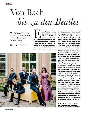 Von Bach bis zu den Beatles