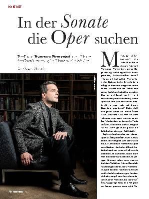 In der Sonate die Oper suchen