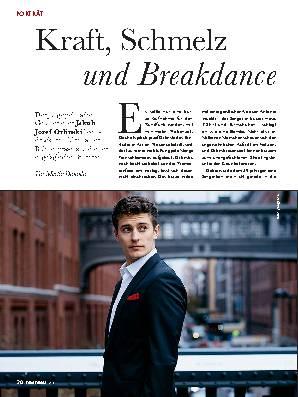 Kraft, Schmelz und Breakdance