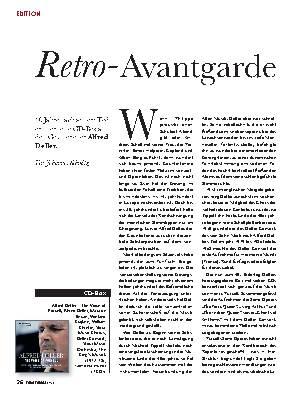 Retro-Avantgarde