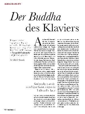 Der Buddha des Klaviers