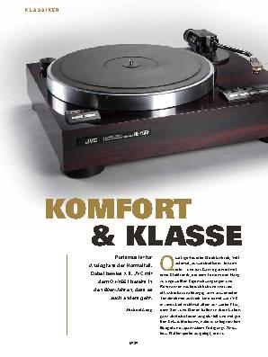 KOMFORT & KLASSE