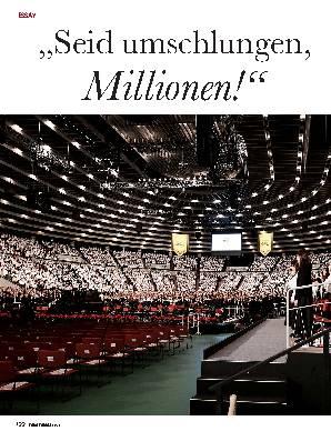 ,,Seid umschlungen, Millionen!