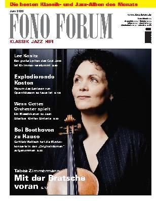 Titelseite Ausgabe 06-2020