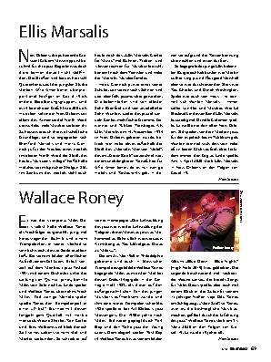 Ellis Marsalis / Wallace Roney