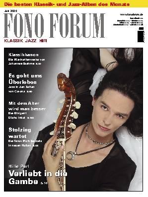 Titelseite Ausgabe 07-2020