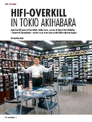HIFI-OVERKILL IN TOKIO AKIHABARA
