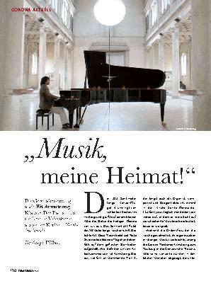 ,,Musik, meine Heimat!