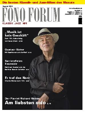 Titelseite Ausgabe 08-2020