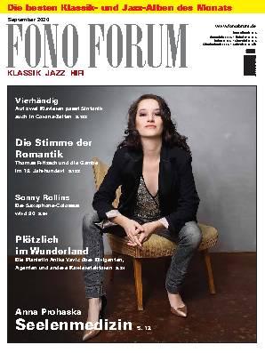 Titelseite Ausgabe 09-2020