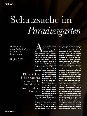 Schatzsuche im Paradiesgarten