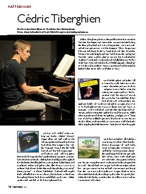 Pianist Cédric