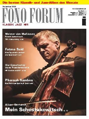 Titelseite Ausgabe 11-2020