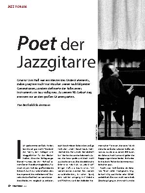 Poet der Jazzgitarre