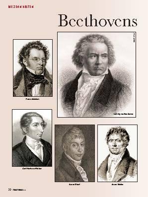 Beethovens sinfonische Gesellschaft