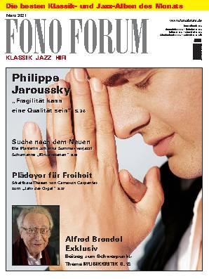 Titelseite Ausgabe 3-2021