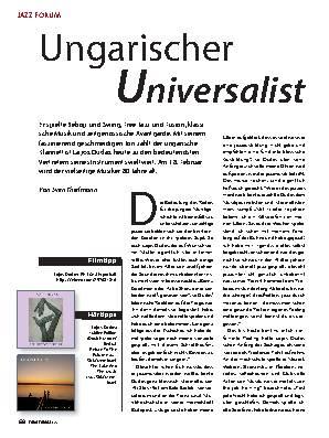 Ungarischer Universalist