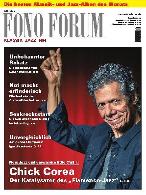 Titelseite Ausgabe 5-2021