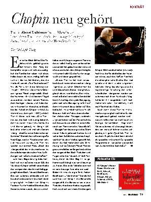 Chopin neu gehört