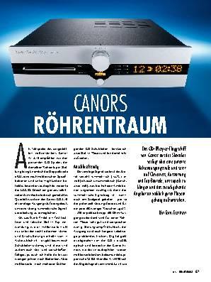 CANORS RÖHRENTRAUM