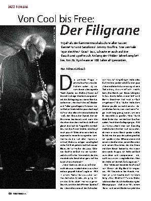 Von Cool bis Free: Der Filigrane