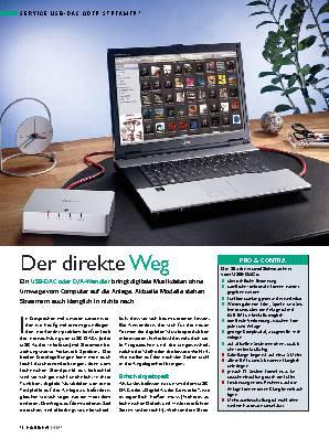 USB-DAC oder Streamer