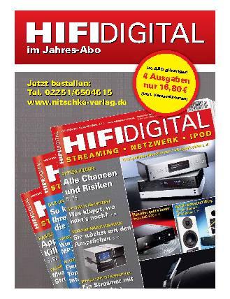 Anzeige HD-Abo