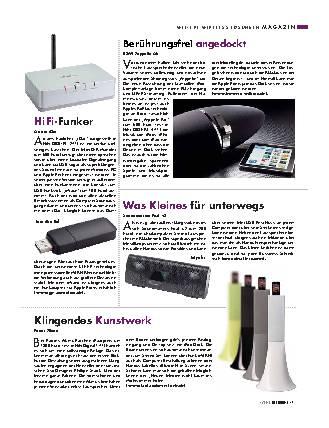 Wireless-Neuheiten