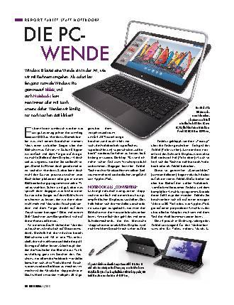 Zwischen Tablet und Notebook