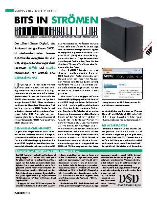 DSD-over-Ethernet