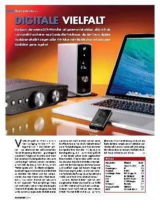 D/A-Wandler mit USB