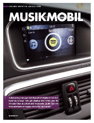 Spotify-Connect im Auto nutzen