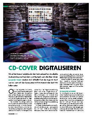 CD-COVER DIGITALISIEREN