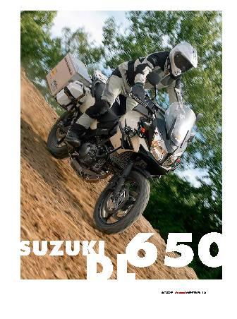 Touratech Suzuki DL 650 V-Strom
