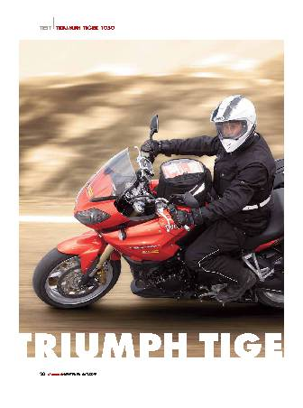 Triumph Tiger 1150