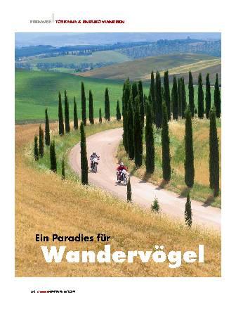 Toskana und Endurowandern