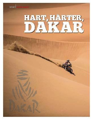 Hart, Härter, Dakar