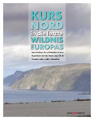 Kurs Nord in die letzte Wildnis Europas