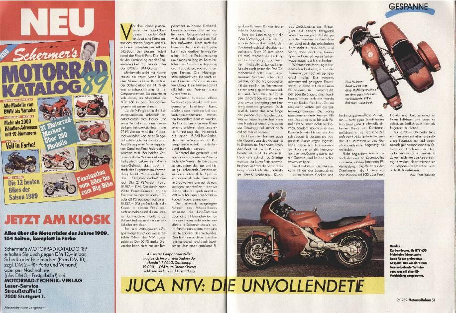 Juca NTV: Die Unvollendete