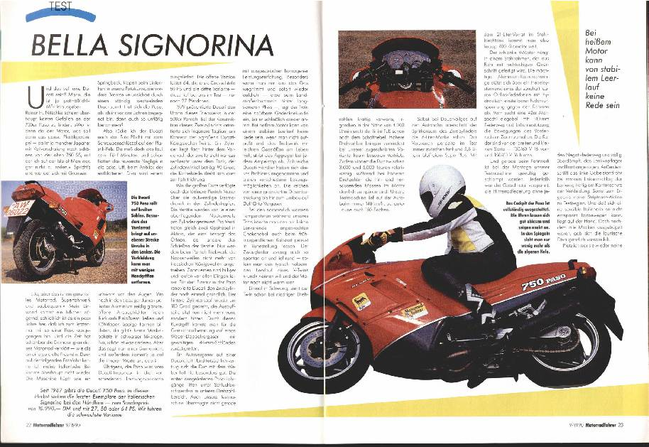 Bella Signorina