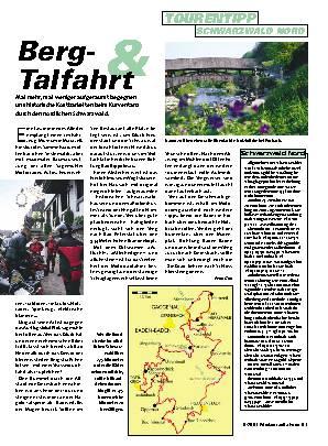 Berg- & Talfahrt