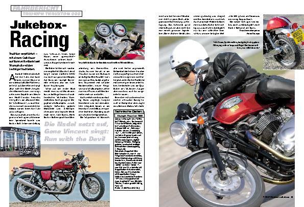 Jukebox-Racing