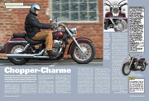 Chopper-Charme