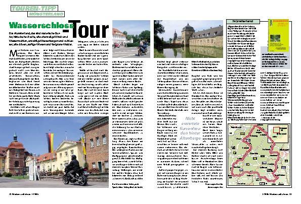 Wasserschloss-Tour
