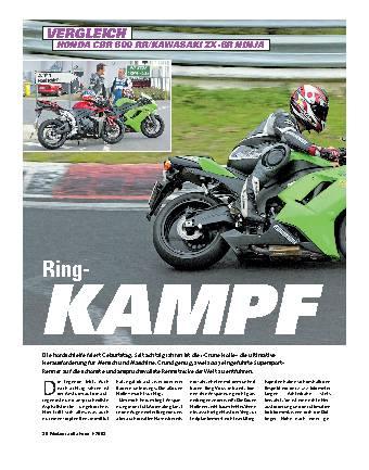 Ring-KAMPF