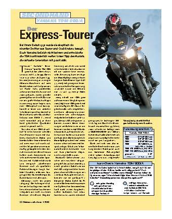 Der Express-Tourer