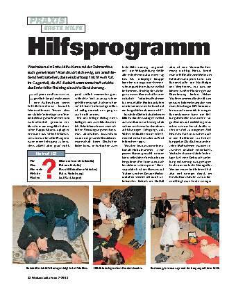 Hilfsprogramm